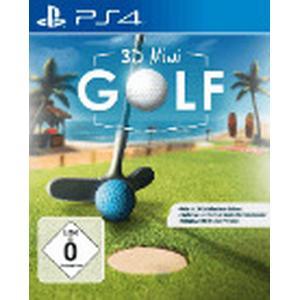 3D Minigolf [PlayStation 4]